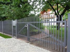 Zaun Berlin aus Aluminium von Stargate Zäune