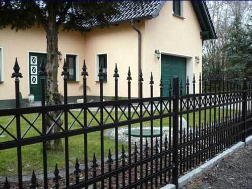 Zaun Und Garten Metallzaun
