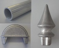 Zaunhersteller Stargate Zäune - Aluminiumprofile