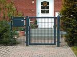 Gartentür Metall von Stargate Zäune und Tore