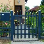 Briefkasten 10218 mit Gartentor Strasbourg von Stargate-Zäune