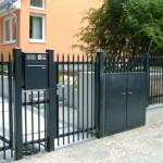 Zaun Typ Toulouse, Stargate Aluminiumzaun