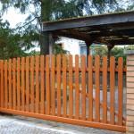 Zaun aus Einzelprofilen_8