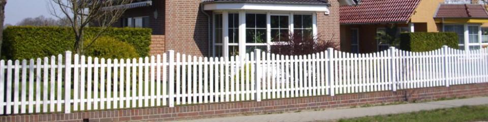 Zaune Und Gartentore Unser Lieferprogramm